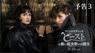 Download 映画『ファンタスティック・ビーストと黒い魔法使いの誕生』予告3【HD】2018年11月23日(金・祝)公開 Video