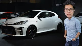 Download QUICK LOOK: 2020 Toyota GR Yaris – 272 PS, 370 Nm hot hatch! Video