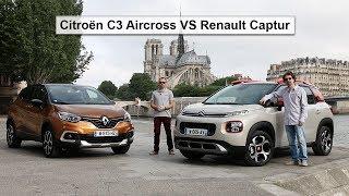 Download Citroën C3 Aircross VS Renault Captur : quel est le meilleur SUV urbain ? Video