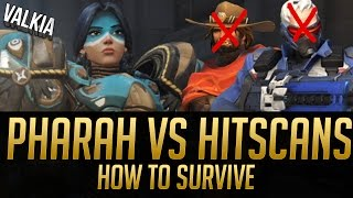 Download Quick Guide: How to play Pharah vs Hitscans || Valkia Video