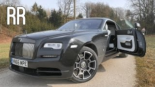 Download Rolls-Royce Wraith Black Badge 2017 REVIEW Video