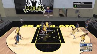 Download MATCHUP vs UNDEFEATED TEAM! NBA 2K17 Pro am Gameplay Video