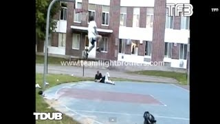 Download TFB::Dunks::Official Debut of 5'9″ T-Dub Dunk Best Dunker Under 6 Ft In the World Video
