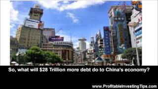Download What Will $28 Trillion More Debt Do to China's Economy? Video