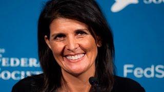 Download 트럼프, 유엔대사에 '정적' 헤일리…첫 여성 발탁 Video