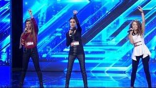 Download Grup Ahenk - ″Alain Delon″ Performansı - X Factor Star Işığı Video