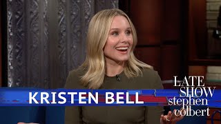 Download Kristen Bell's Daughter Asked Her 'Why Is Earth?' Video