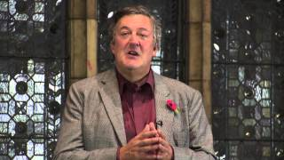 Download Stephen Fry - Full Address Video