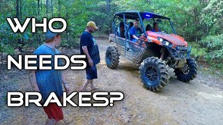 Download Gator Run Off-Road Park | ″I Ain't Got No Brakes″...I KNOW! Video