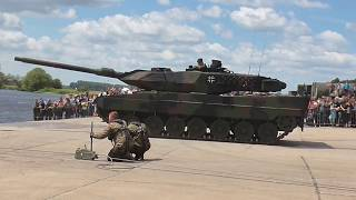 Download Bundeswehr Havelbiwak des Panzerpionierbataillons 803 aus Havelberg Video