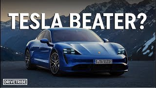 Download Will the Porsche Taycan be a better car than the Tesla Model S? Video