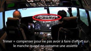 Download Vol en Boeing 737 expliqué et sous-titré, avec check list et remise de gaz Video