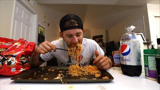 Download What Is the Fire Noodle Challenge? Video