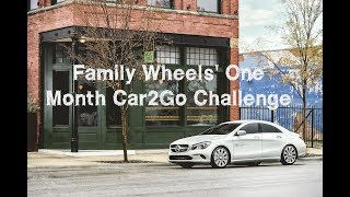 Download Can car sharing work for a family? A one month Car2Go challenge Video
