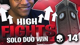 Download GOING OFF IN SOLO DUOS! HIGH FIGHT COUNT (Fortnite BR Full Match) Video