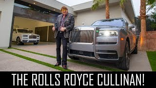 Download Chauffeured in a ROLLS ROYCE CULLINAN! Video