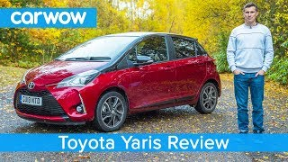 Download Toyota Yaris 2019 in-depth review | carwow Reviews Video