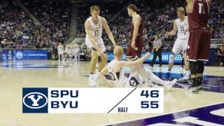 Download Men's Basketball - Seattle Pacific Highlights Video