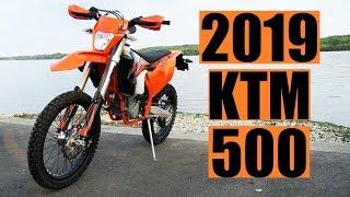 Download Mój Nowy Motocykl 2019 KTM 500 EXC Video