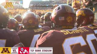 Download Highlights: Gopher Football Defeats Fresno State 21-14 Video