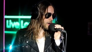 Download Thirty Seconds To Mars - Stay (Rihanna) in the Live Lounge Video