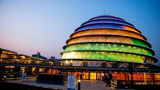 Download RWANDA, KIGALI downtown - Beautiful cleanest City in Africa 2014 Video