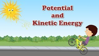 Download Potential and Kinetic Energy for Kids | #aumsum Video