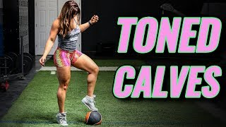 Download Top 4 Lower Leg Exercises for Women   Strong & Powerful Calves Video