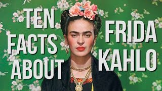 Download ABOUT FRIDA KAHLO | Eileen Aldis Video