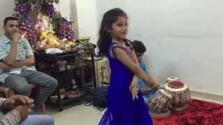 Download Chaitali's dance Video