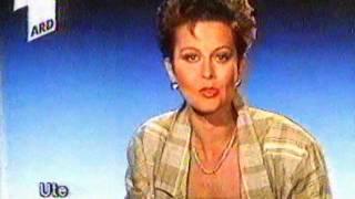 Download ARD-Umschaltung SWF, Ansage Ute Verhoolen, 6.10.1985 Video