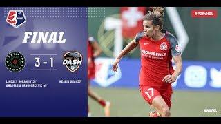 Download Highlights: Portland Thorns FC vs. Houston Dash | July 15, 2018 Video
