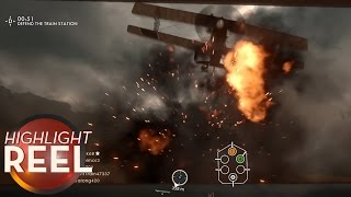 Download Highlight Reel #236 - Battlefield 1 Player Misses Shot, Then Doesn't Video