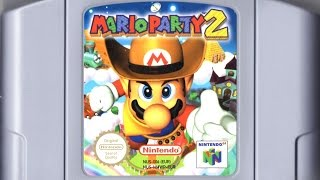 Download MARIO PARTY 2 on Wii U - THE MOST SALTY I'VE EVER BEEN EVER [RAGE] Video