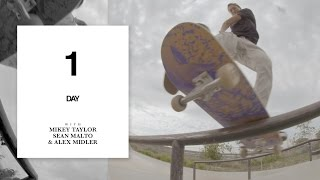 Download One Day with Sean Malto, Mikey Taylor and Alex Midler Video