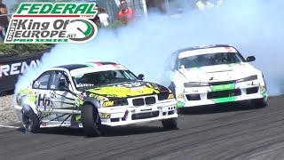 Download King of Europe Drift Pro Series 2018 - Italy - BEST Twin Drift Tandem Battles! Video