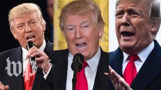Download Trump's ever-shifting rhetoric on the Mueller probe Video