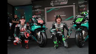 Download Watch the 2020 Petronas Yamaha SRT presentation from Sepang Video