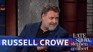 Download How Russell Crowe Became Roger Ailes, Physically And Mentally Video