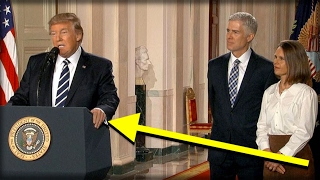 Download 99% OF AMERICANS DIDN'T SEE THE SECRET THING TRUMP DID WHEN HE ANNOUNCED HIS SUPREME COURT PICK! Video