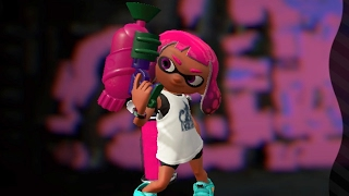 Download Splatoon 2: 3 Minutes of Splattershot Action on a New Map (1080p 60fps) Video