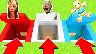 Download DO NOT CHOOSE THE WRONG SECRET BASE : (GRANNY,, KICK THE BUDDY)(Ps3/Xbox360/PS4/XboxOne/PE/MCPE) Video
