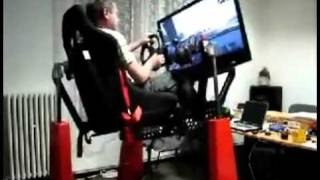 Download Amazing Gaming Chair Simulator for Racing Video Games Video