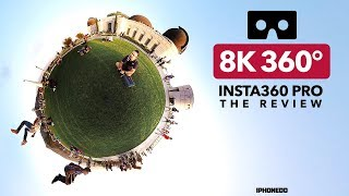Download This is an 8K 360° Video —Insta360 Pro Review [8K 360° VR] Video