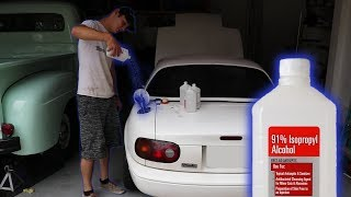 Download Will Rubbing Alcohol Work as Car Fuel? Video