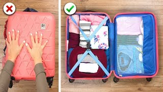 Download Pack Up and Go With These 15 Travel Hacks and More DIY Ideas by Crafty Panda Video