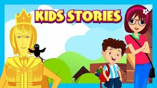 Download KIDS STORIES - STORIES TO LEARN || MORAL STORIES - HAPPY PRINCE & MORE Video