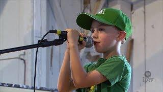 Download Kid Joke Telling Contest Video