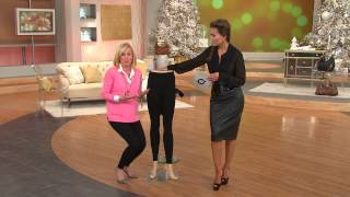 Download Star Power by Spanx Dress to Slimpress Ponte Leggings with Lisa Robertson Video