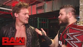 Download Kevin Owens attempts to win back his best friend: Raw, Dec. 5, 2016 Video